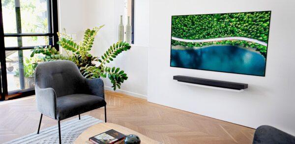 LG Signature WX 4K TV